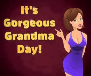 Grandma day