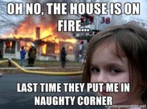 Naughty Corner