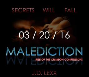 Malediction coming soon 2 JDLexx