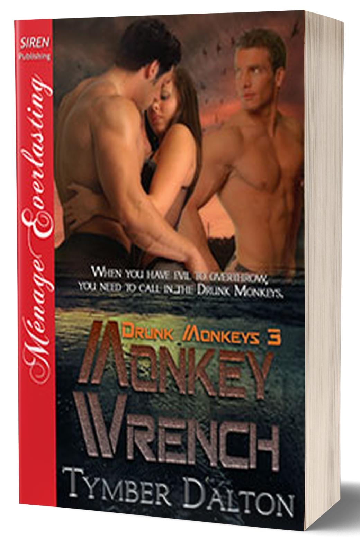 Monkey Wrench print