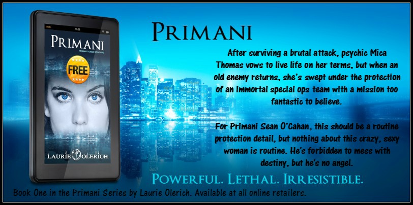 PRIMANI FREE GRAPHIC with blurb