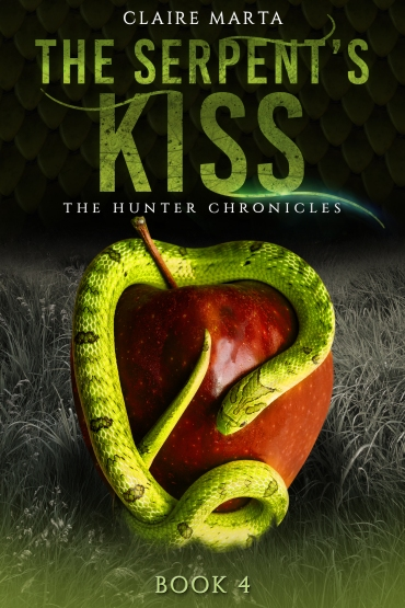 THE SERPENT'S KISS COVER
